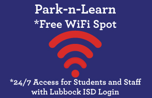 Free WiFi access for all students and employees...