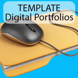 Digital Student Portfolios - Template