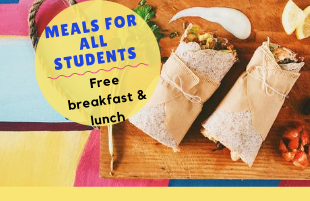 Free breakfast & lunch for all Lubbock ISD students