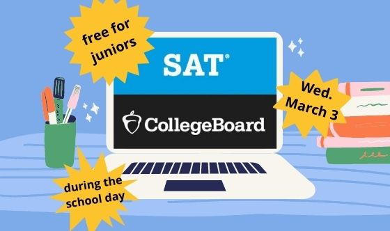 Free School Day SAT for Juniors