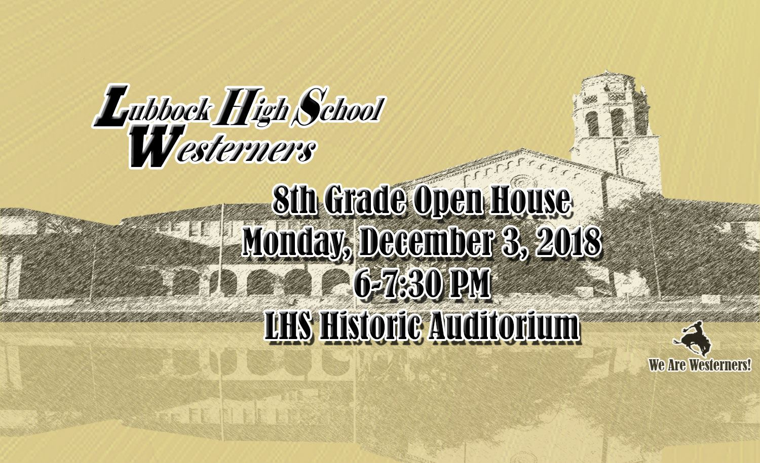 8th Grade Magnet Open House