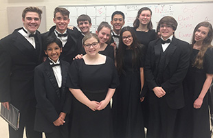 All-Region Clinic and Concert