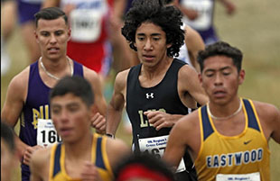 Lubbock High's Alonzo Grows Hair out for State