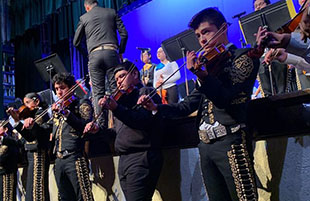 Wonderful Mariachi Concert at Lubbock High