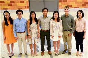 LHS Seven National Merit Semifinalists