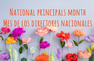 We appreciate our principals!
