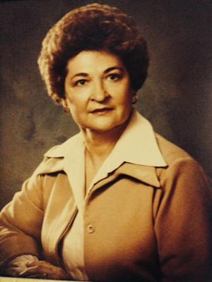 Image of Dr. Lena Waters